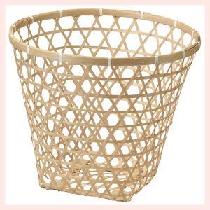 『竹』丸タイプバスケット「38×32cm」|sshana