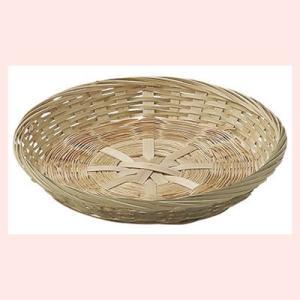 『竹』丸タイプトレー「25×4.5cm」5Pセット|sshana