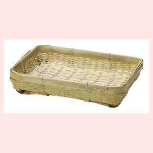 『竹』四角タイプトレー「45×33.5×8cm」|sshana