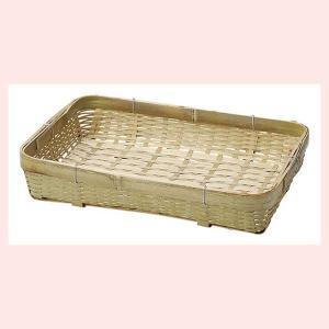 『竹』四角タイプトレー「49×36×10cm」|sshana