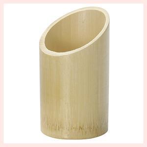 『竹』筒型小物入れ「6×10cm」5Pセット|sshana