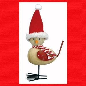 『クリスマス』ウッディバード|sshana