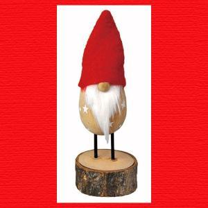 『クリスマス』木製エッグサンタ|sshana