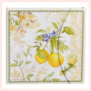可愛いメモパッド/レモン|sshana
