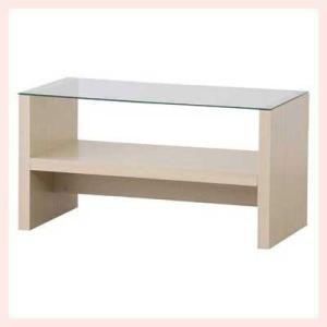 ガラスのカフェテーブル(CAT-NA)/ナチュラル|sshana
