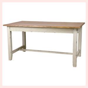 ブロッサムダイニングテーブル(長方形)|sshana