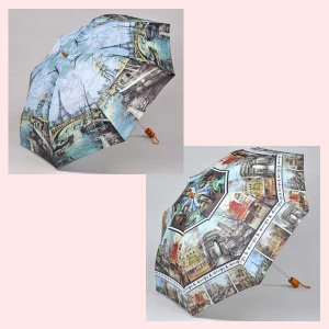 世界の名画折りたたみ傘/2種類 sshana