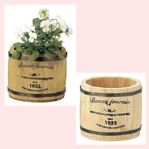 『杉』丸タイプ鉢「13×10.5cm」/2種類|sshana