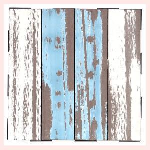 パステルフロアーパネル(10Pセット)/ブルー|sshana