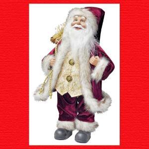 『クリスマス』クラシックサンタドール(立ち)|sshana