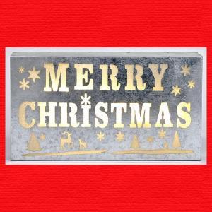 『クリスマス』LEDガルバサイン(Xmas)|sshana