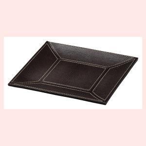 『PVC』四角タイプマルチトレー「24×24×2cm」|sshana