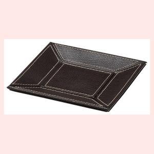 『PVC』四角タイプマルチトレー「17×17×1.5cm」|sshana