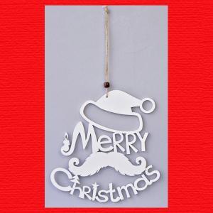 『クリスマス』木製カットレター(D)3Pセット|sshana
