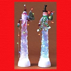 『クリスマス』アクアボディライト(アイシクル)/2種類|sshana