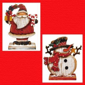 『クリスマス』木製スタンド/2種類|sshana