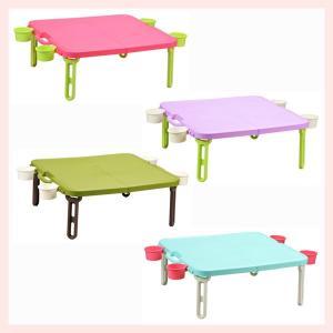 折りたたみ式ピクニックテーブル/4種類|sshana