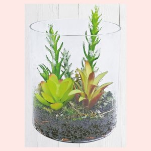 イミテーショングリーン(グリーングラスカップ)|sshana