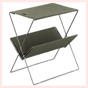フォールディングサイドテーブル(MIP-91GR)/グリーン|sshana