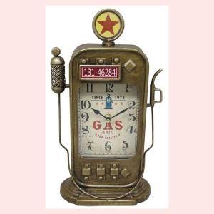 アンティーク調な置時計/GAS|sshana