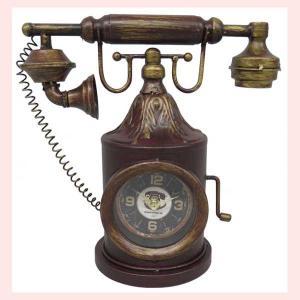 アンティーク調な置時計/PHONE|sshana