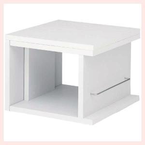 マルチスライドテーブル/ホワイト sshana