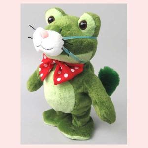 おしゃべり猫かぶりアニマル/カエルのトミー|sshana