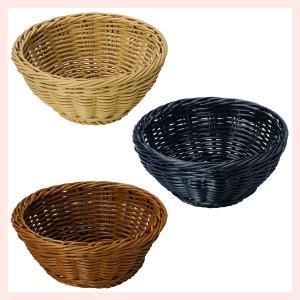 『PP』耐熱・食洗機対応の丸タイプ小物バスケット「15.5×6cm」2Pセット/3種類 sshana