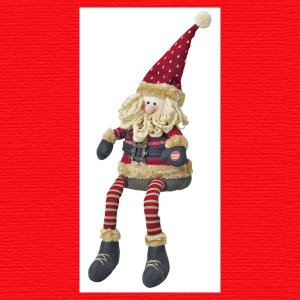 『クリスマス』ブルパタサンタのおもちゃ|sshana