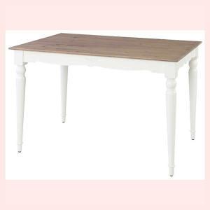 ビッキーダイニングテーブル(120cm)|sshana