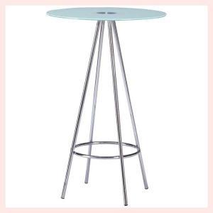 ポリーガラスカウンターテーブル|sshana