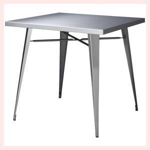 ステンレスダイニングテーブル(STN-337)|sshana