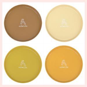 樹脂製プレート(OWLS)/4種類|sshana
