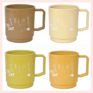 樹脂製マグカップ(OWLS)/4種類|sshana