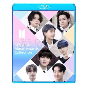 Blu-ray BTS 2020 MUSIC AWARD CUT 防弾少年団 バンタン ブルーレイ KPOP DVD メール便は2枚まで ssmall
