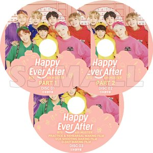 K-POP DVD 2018 4th Muster Happy Ever After IN SEOUL FANMEETING 3枚SET 日本語字幕あり 防弾少年団 バンタン KPOP DVD|ssmall