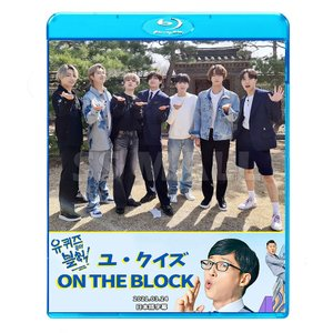 Blu-ray BTS ユクイズ ON THE BLOCK 2021.03.24 日本語字幕あり 防弾少年団 バンタン ブルーレイ KPOP DVD メール便は2枚まで】 ssmall