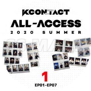 K-POP DVD KCONTACT ALL ACCESS #1 EP01-EP07 日本語字幕あり IZONE MAMAMOO ATEEZ THE BOYZ ONEUS その他 LIVE コンサート KPOP DVD|ssmall