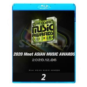Blu-ray 2020 Mnet Asian Music Awards #2 2020.12.06 SEVENTEEN MAMAMOO IZONE コンサート LIVE ブルーレイ KPOP DVD メール便は2枚まで ssmall