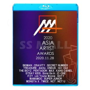 Blu-ray/2020 ASIA ARTIST AWARDS 2020.11.28 TWICE  NCT その他 コンサート LIVE ブルーレイ KPOP DVD メール便は2枚まで ssmall