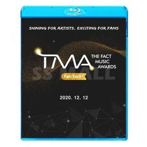 Blu-ray 2020 THE FACT MUSIC AWARDS 2020.12.12 BTS SEVENTEEN その他 コンサート LIVE ブルーレイ KPOP DVD メール便は2枚まで ssmall