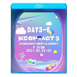 Blu-ray KCONTACT SEASON3 DAY3-6 OH MY GIRL IKON その他 日本語字幕あり LIVE コンサート ブルーレイ KPOP DVD メール便は2枚まで|ssmall