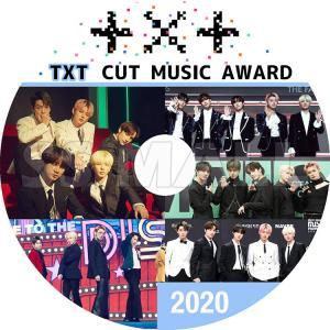 K-POP DVD TXT 2020 MUSIC AWARD CUT トゥモローバイトゥギャザー KPOP DVD|ssmall