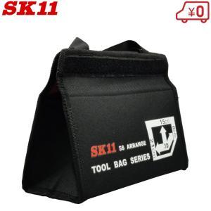 SK11 工具バッグ ツールバッグ SSB-1521 [工具バック 工具入れ 折りたたみ]|ssnet