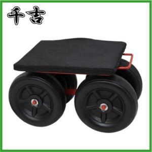 千吉 ガーデンチェアー 作業椅子 SGC-1 [園芸用品 ガーデニング雑貨]|ssnet