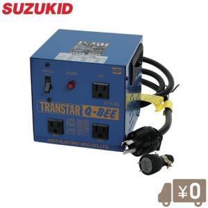 スズキッド トランスター Q-BEE STX-3Q [電工ドラム・コード 変圧器(トランス)]|ssnet