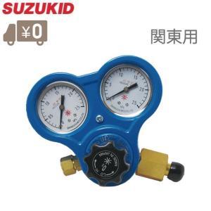 スズキット 酸素調整器 関東用 溶接機 酸素ボンベ W-96|ssnet