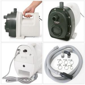 日立 電動ポンプ 循環ポンプ 汚水 〔ハンディーポンプ 小型給水ポンプ 家庭用〕 CB-P80W|ssnet|03