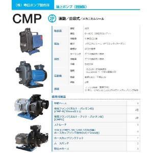 寺田ポンプ 海水用 給水ポンプ CMP1-50.1/CMP1-60.1 100V 小型 船具 船舶用品 循環ポンプ 農業用 電動|ssnet|02