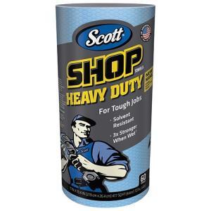 SCOTT 洗車タオル プロショップタオルヘビー 60枚 洗車グッズ 紙ウエス スコット 吸水タオル